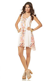 Laura Scott шифоновое платье