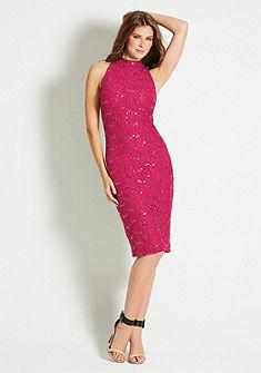 Oli Гипюровое платье с  американской проймой