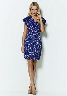 Closet Платье с принтом в виде ласточек