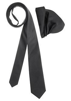 Набор из 2 предметов от John Devin: галстук + карманный платок