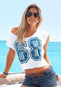 Короткая футболка от Venice Beach
