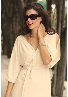 Jessica Simpson платье-рубашка (набор) с поясом