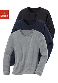 Рубашка с длинным рукавом (3 шт.)