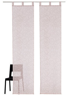 Японская штора, My Home, »Tanaro« (2 шт. )