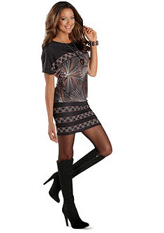 Платье из джерси Melrose