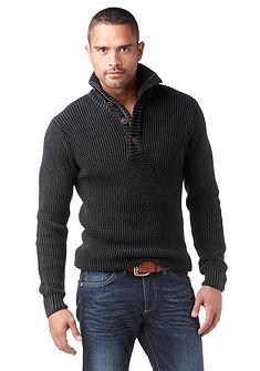 Трикотажный пуловер Bruno Banani