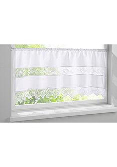 Декоративная или короткая штора