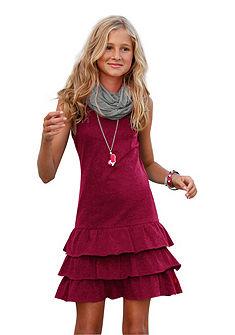 CFL, платье с воланом для девочек