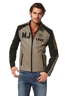 Байкерская куртка Mustang