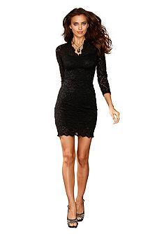 Кружевное платье Laura Scott
