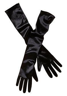 Сатиновые перчатки