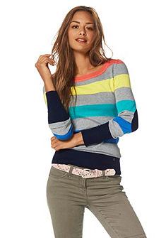 AJC, пуловер в полоску