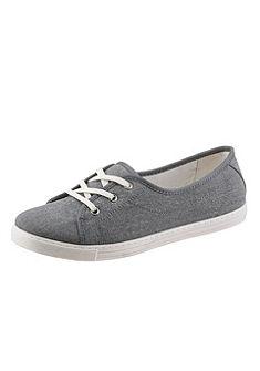 Ботинки на шнуровке с глянцевым эффектом City Walk