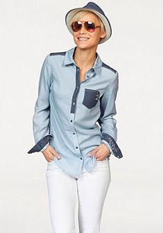 Джинсовая блуза Kangaroos