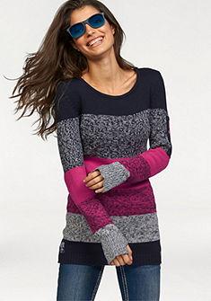 Пуловер в полоску Kangaroos