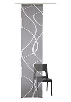 Японская штора «Rumbek» от deko trends, 1 штука (без креплений)