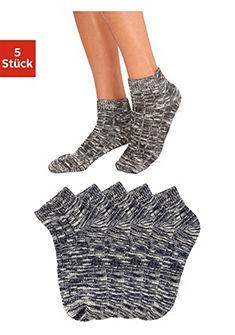 Короткие носки, 5 пар