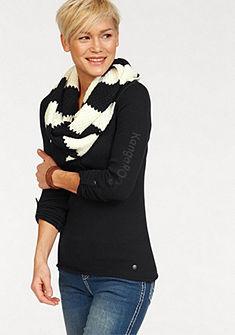 Комплект: пуловер + шарф
