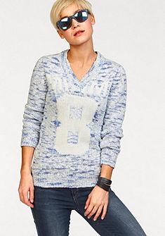 Пуловер с V-образным вырезом Kangaroos