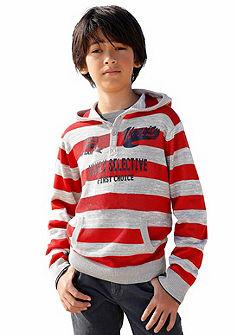 Пуловер с капюшоном CFL