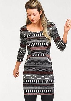 Платье из джерси AJC