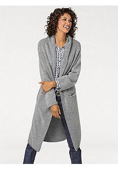 Трикотажное пальто
