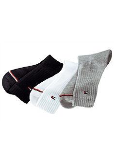 Короткие носки для спорта, Tommy Hilfiger (4 пары)