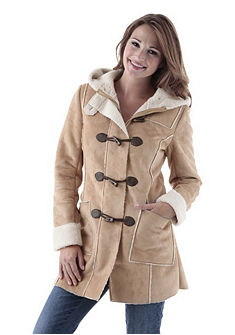 Зимняя куртка в стиле короткого пальто, Aniston