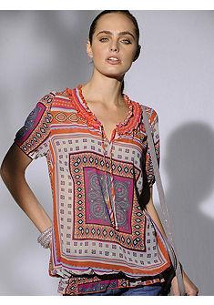 Кофточка-блузка