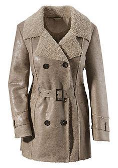 Пальто из искусственного меха, Aniston