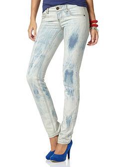 AJC, джинсы «дудочки»