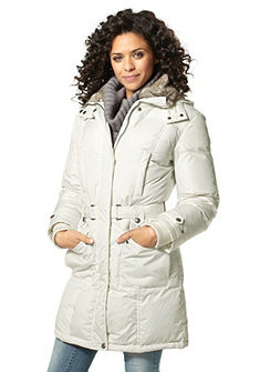 Стёганое пуховое пальто, Boysen's