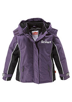 Лыжная куртка, Scout, лиловый цвет