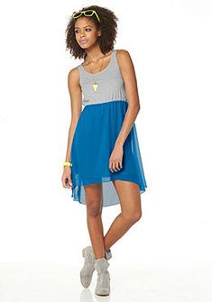 AJC, платье с асимметричным нижним краем