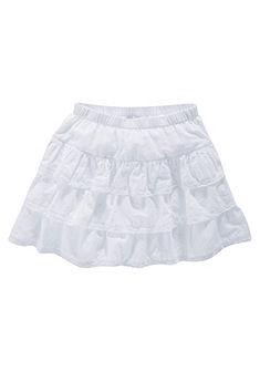 CFL, юбка с воланом и кружевным кантом, для девочек
