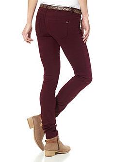 AJC, брюки «дудочки» из очень эластичного материала