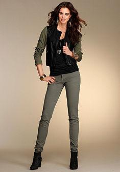 Laura Scott, брюки из структурного материала стретч