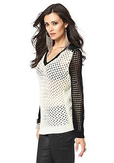 Пуловер с заклёпками, Laura Scott