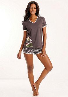 Пижама с шортами