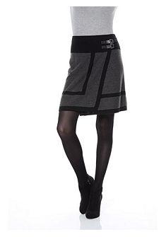 Вязаная юбка, Aniston