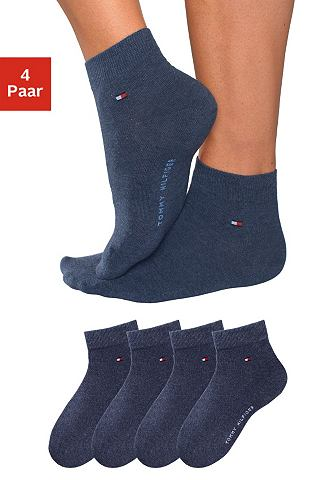 Короткие носки, Tommy Hilfiger (4 пары)
