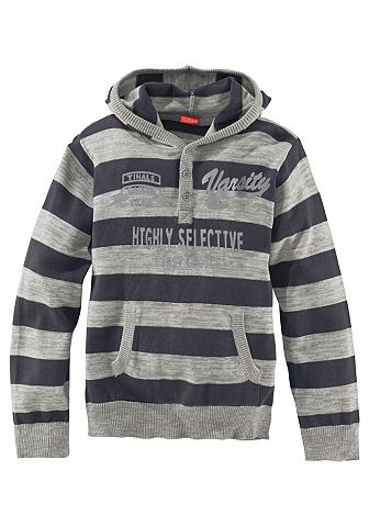 Пуловер С Капюшоном Для Мальчика С Доставкой