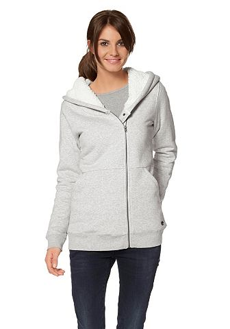 Вязаная куртка с капюшоном Roxy
