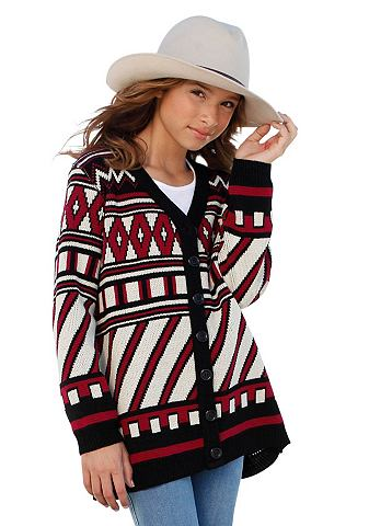 Вязаный пуловер Arizona
