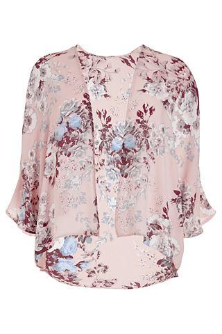Блузка В Цветочек В Москве