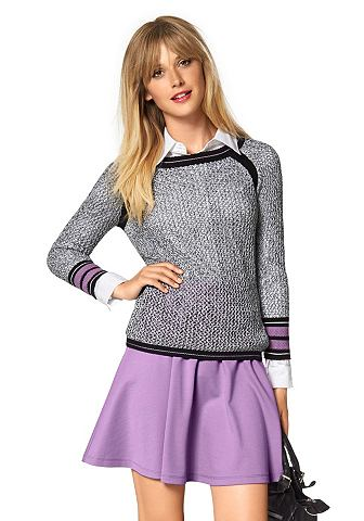 Ажурный пуловер Buffalo