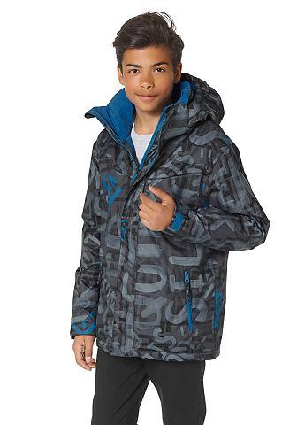 Зимняя куртка, Quiksilver
