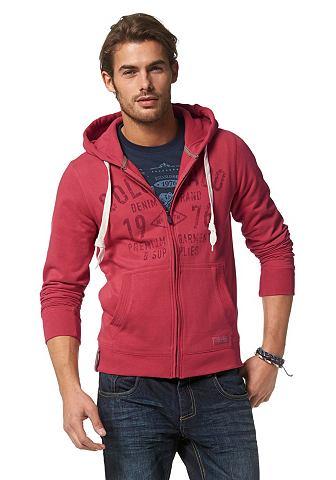 Трикотажная куртка с капюшоном Colorado Скидки/Большие размеры/Женская одежда-Большие размеры/sweats