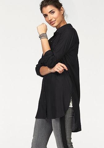 Удлиненная блузка купить за 1 699р. в OTTO - BOYSEN'S - SkidkiTyt.ru