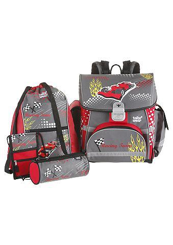 Школьный ранец в комплекте «toito wear« (5 изд.) TOITO WEAR. Цвет: серый